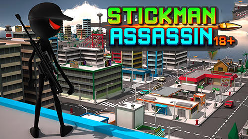 Download Stickman assassin für Android kostenlos.