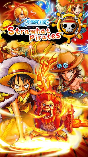 Download Strawhat pirates: Pirates king. Romance dawn für Android 4.2.1 kostenlos.