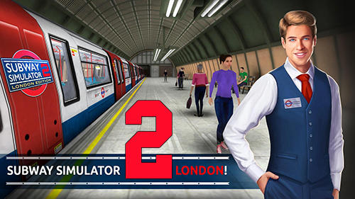 Download Subway simulator 2: London edition pro für Android kostenlos.