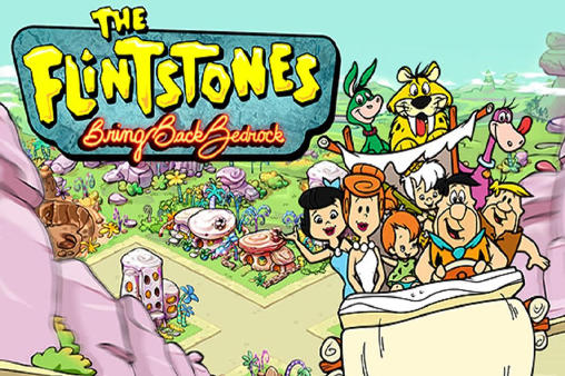 Download The Flintstones: Bring back Bedrock für Android 4.4.4 kostenlos.