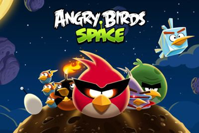 Download Angry Birds Space für Android kostenlos.