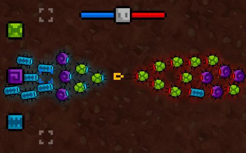 Neobug rush: 2 players