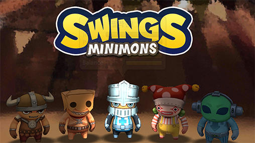 Download Swings: Minimons für Android kostenlos.