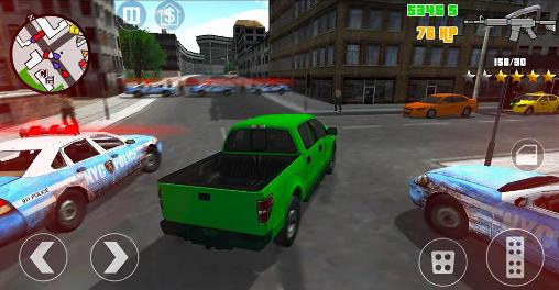 Clash of crime: Mad San Andreas