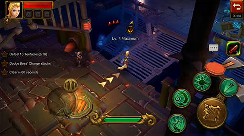 Guardians: A torchlight game
