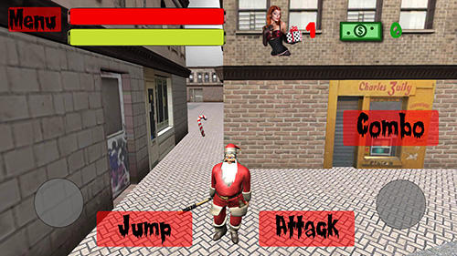 Bad Santa simulator