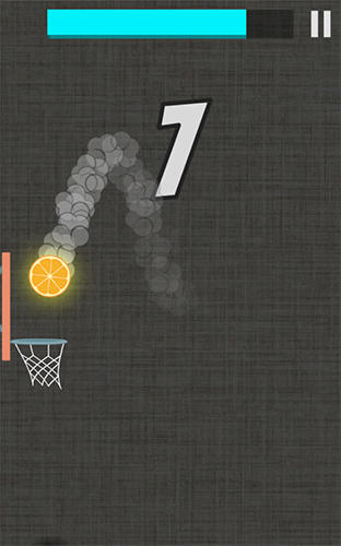 Whooh hot dunk: Free basketball layups game