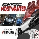 Need for Speed: Most Wanted das beste Spiel für Android herunterladen.