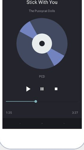 Stealth audio player