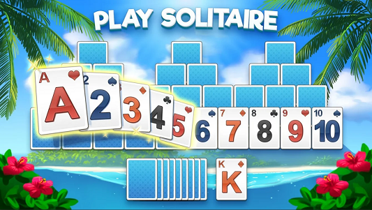 Download Solitaire Story – Tripeaks Card Journey für Android 5.0 kostenlos.