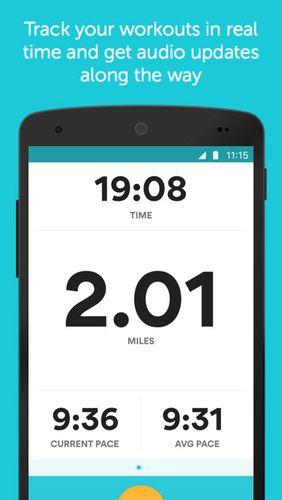 Runkeeper - GPS track run