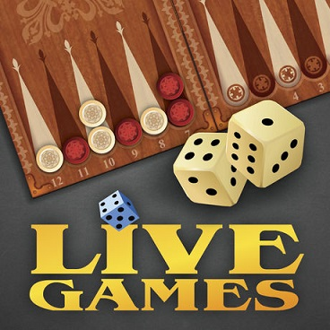 Download Backgammon LiveGames - long and short backgammon für iPhone kostenlos.