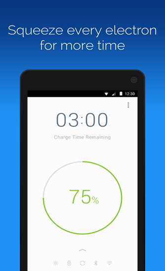 Battery Time Saver And Optimizer