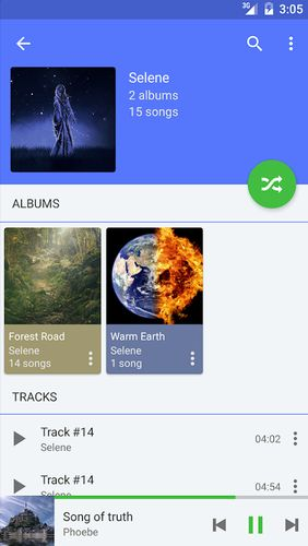 Pulsar - Music player