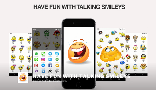 Talking Smileys - Animated Sound Emoticons