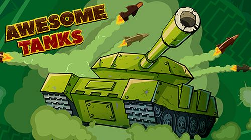 Download Awesome tanks für iPhone kostenlos.