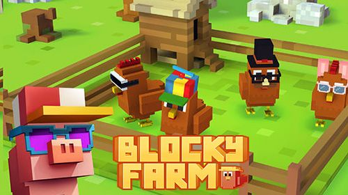Download Blocky farm für iPhone kostenlos.