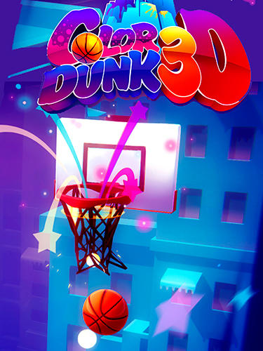Download Color dunk 3D für iPhone kostenlos.