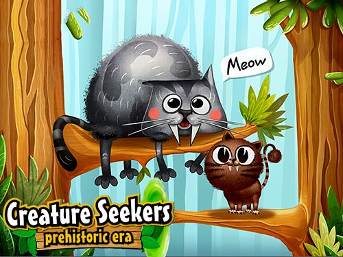 Download Creature seekers für iPhone kostenlos.