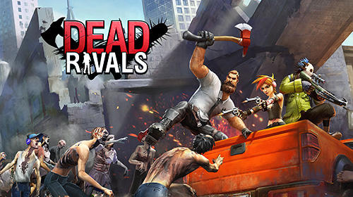 Download Dead rivals: Zombie MMO für iPhone kostenlos.