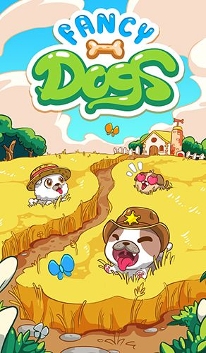 Download Fancy dogs: Puzzle and puppies für iPhone kostenlos.