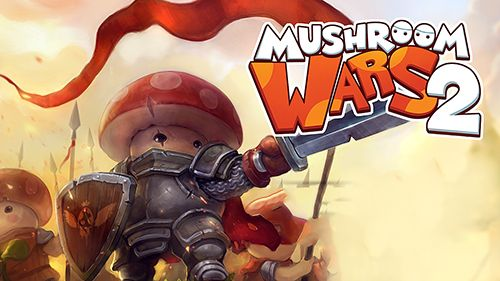 Download Mushroom wars 2 für iPhone kostenlos.