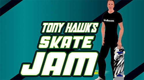Download Tony Hawk's skate jam für iPhone kostenlos.