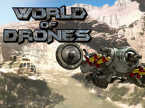 Download World of drones: War on terror für iPhone kostenlos.