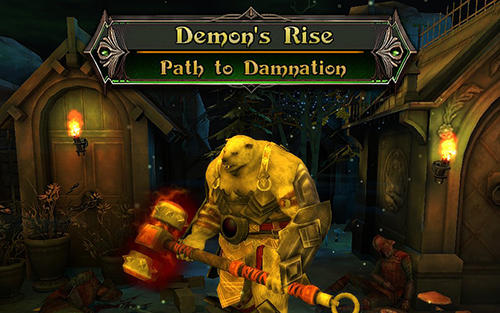 Download Demon's rise 2: Path to damnation für iOS C. .I.O.S. .9.1 iPhone kostenlos.