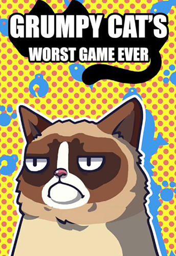 Download Grumpy cat's worst game ever für iPhone kostenlos.