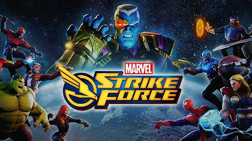 Download Marvel strike force für iPhone kostenlos.