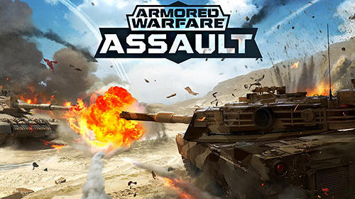 Download Armored warfare: Assault für iPhone kostenlos.