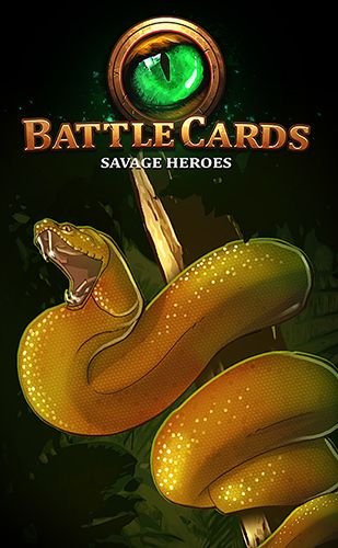 Download Battle cards savage heroes TCG für iPhone kostenlos.