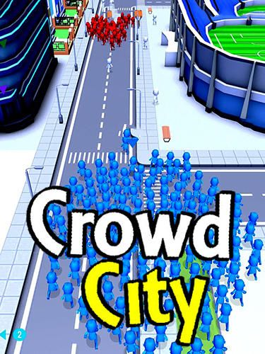 Download Crowd city für iPhone kostenlos.