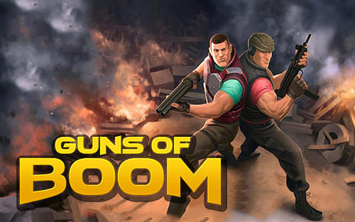 Download Guns of boom für iPhone kostenlos.