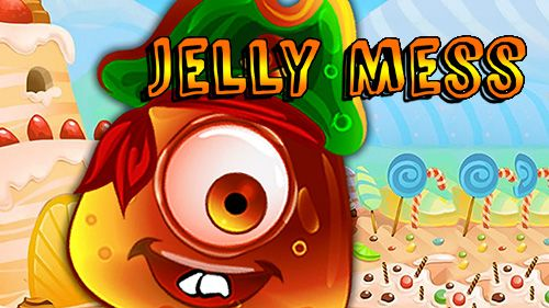 Download Jelly mess für iPhone kostenlos.