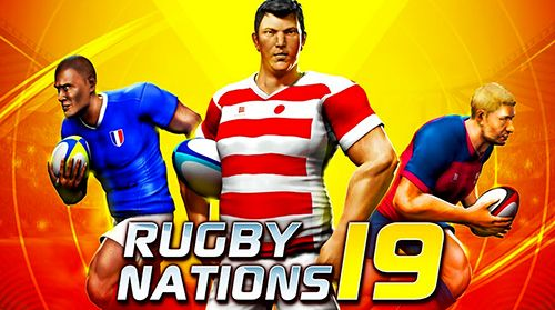Download Rugby nations 19 für iPhone kostenlos.