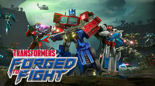 Download Transformers: Forged to fight für iPhone kostenlos.