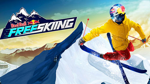 Download Red Bull free skiing für iPhone kostenlos.
