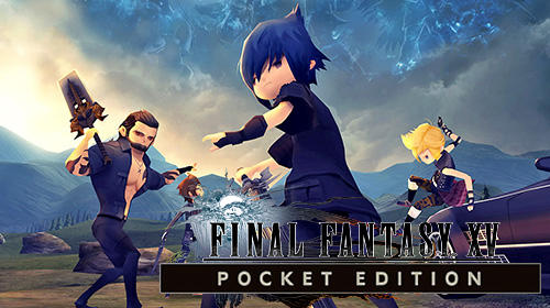 Download Final fantasy 15: Pocket edition für iPhone kostenlos.