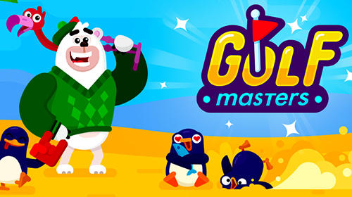 Download Golfmasters: Fun golf game für iPhone kostenlos.