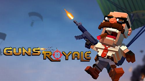 Download Guns royale für iPhone kostenlos.