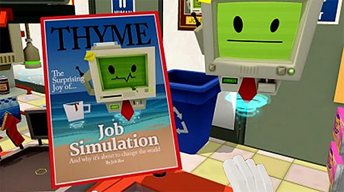 Download Job simulator für iPhone kostenlos.