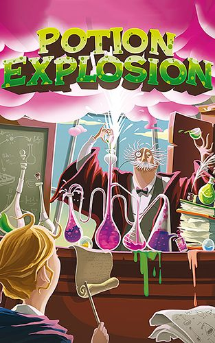Download Potion explosion für iPhone kostenlos.