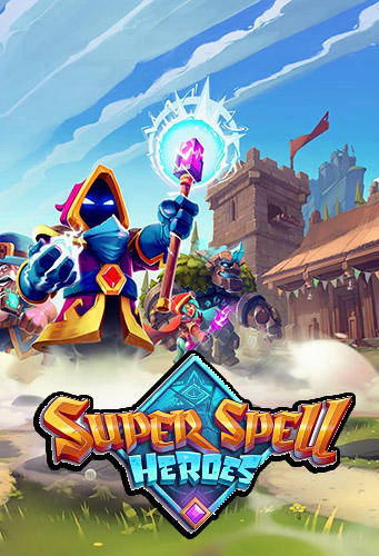 Download Super spell heroes für iPhone kostenlos.