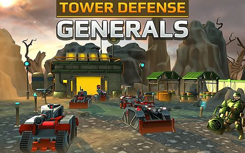 Download Tower defense generals für iPhone kostenlos.