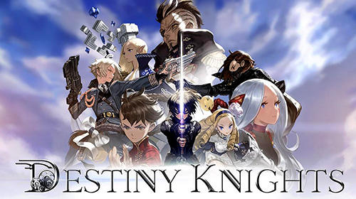 Download Destiny knights für iPhone kostenlos.