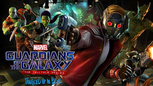 Download Marvel's guardians of the galaxy für iPhone kostenlos.