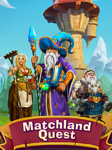 Download Matchland quest für iPhone kostenlos.