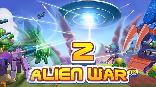 Download Tower defense: Alien war TD 2 für iPhone kostenlos.